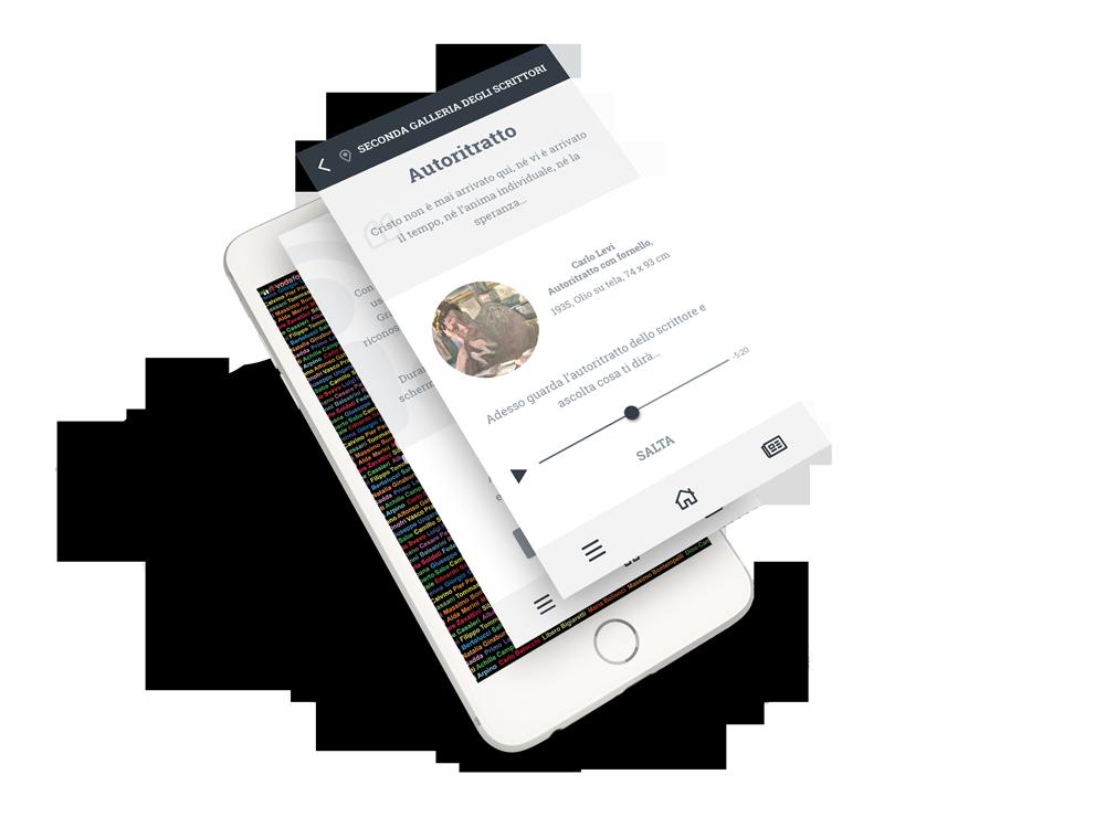 Spazi900 | L'App della Biblioteca Nazionale Centrale di Roma